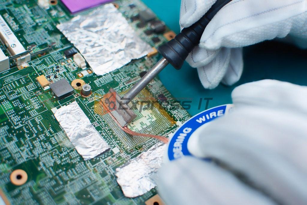 reballing bga xbox laptop