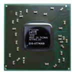 Układ BGA karty graficznej Radeon HD5470. Model układu: 216-0774009.