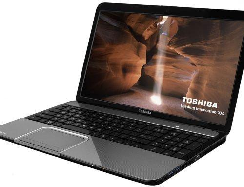 TOSHIBA SATELLITE L850 / L850D – brak obrazu, nie uruchamia się, ciemny ekran, nie chce się włączyć. Naprawa.