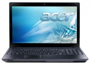 Acer Aspire 5742G naprawa nie uruchamia się