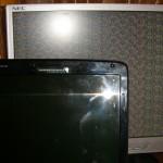 Brak obrazu na matrycy i artefakty na wyjściu monitorowym. Jeden z objawów uszkodzenia karty graficznej w laptopie Acer Aspire 5732zG.