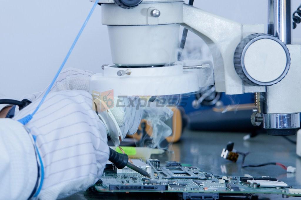 HP EliteBook 8760W naprawa karty graficznej