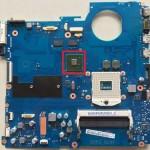 SAMSUNG RC720 motherboard płyta główna