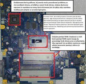 Lenovo G50-80 płyta główna ACLU3-ACLU4 NM-A361 Rev 1.0