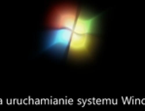 Laptop zawiesza się na logo startowym przy włączaniu – co to może być?
