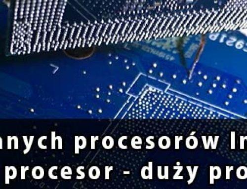 Wymiana dużych lutowanych procesorów Intel w laptopach. Duży procesor – duży problem.